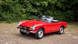 Road test: why the classic Honda S800 makes for a worthy investment