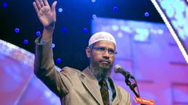 Barred Peace TV preacher Zakir Naik prompts UK hate laws review