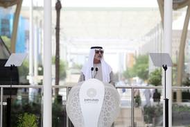 Sheikh Nahyan and Maldives president say teamwork will help nations beat Covid-19