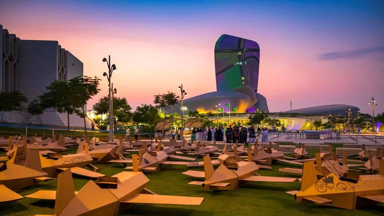 An image that illustrates this article Tanween 2021: Ithra's creativity season kicks off in Saudi Arabia