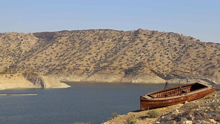 An image that illustrates this article Iraq blames Iran for drastic decline in river flow - in pictures
