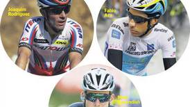 Friday cover: Mark Cavendish and cycling stars lined up for Abu Dhabi Tour
