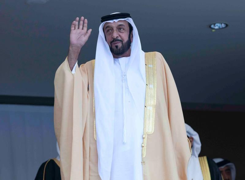 ABU DHABI, UNITED ARAB EMIRATES - November 16, 2011: The United Arab Emirates 40th Anniversary celebrations at Zayed Sports City.( Mohamed Al Hammadi / Crown Prince Court - Abu Dhabi ) *** Local Caption ***  0ce4da2c-3467-4a10-8004-a7740fb37f35.jpg