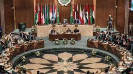 Arab League uses conference hall renovated by UAE for first time