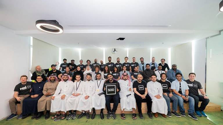 An image that illustrates this article Saudi Arabia's Misk and 500 Startups announce completion of accelerator programme