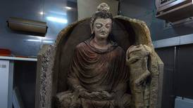 National Museum of Afghanistan expresses concern for safety of its artefacts
