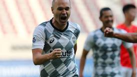 Andres Iniesta goal helps send Japan's Vissel Kobe into AFC Champions League last 16 - in pictures