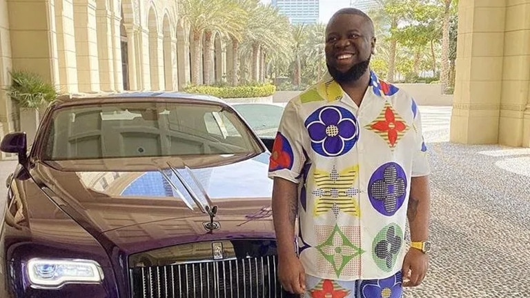 An image that illustrates this article Instagram allows fraudster Hushpuppi to keep social media account