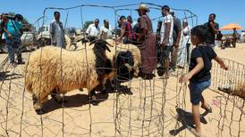 Gloom pervades Eid Al Adha in war-torn Libya
