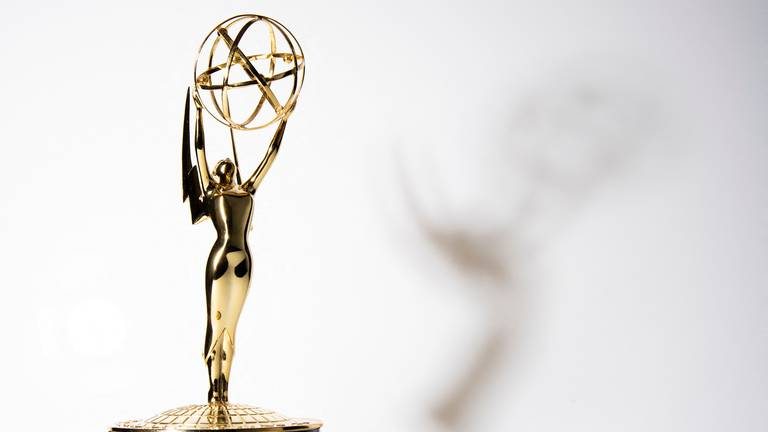 An image that illustrates this article Emmy ratings rise to hit 7.4 million after 2020's all-time low
