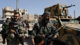 US-backed Syrian forces stop 'massive' ISIS car bomb