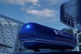 Virgin Hyperloop to unveil its cargo pod at Expo 2020 Dubai