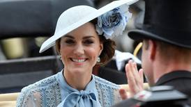 Kate Middleton ups style stakes in Elie Saab during Royal Ascot outing