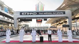 Sheikh Saif bin Zayed hails achievement of staging Abu Dhabi Grand Prix during pandemic