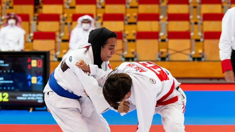 An image that illustrates this article UAE seal top spot in medal chart at Jiu-Jitsu Asian Championships