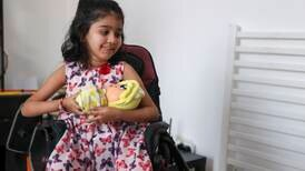 Six-year-old child battling rare spinal disease needs Dh8 million drug to save her life