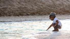 Watch: why Abu Dhabi's stunning salt lakes are a social media sensation