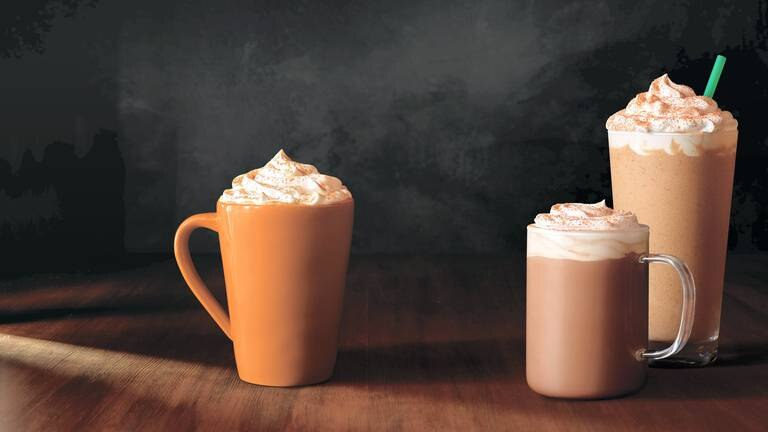 An image that illustrates this article Starbucks has officially brought pumpkin spice lattes back to the UAE