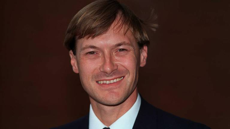 An image that illustrates this article David Amess embodied open, decent politics