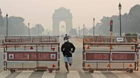 Diwali haze: firecrackers add to dangerous pollution over New Delhi