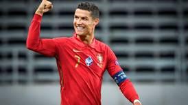 Cristiano Ronaldo, Lionel Messi, Romelu Lukaku and the 16 highest international goalscorers still active - in pictures