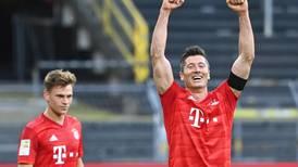 Bundesliga: seven good reasons Bayern will clinch an eighth straight title