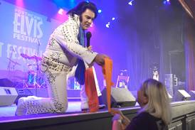 Viva Porthcawl: When Elvis comes to town