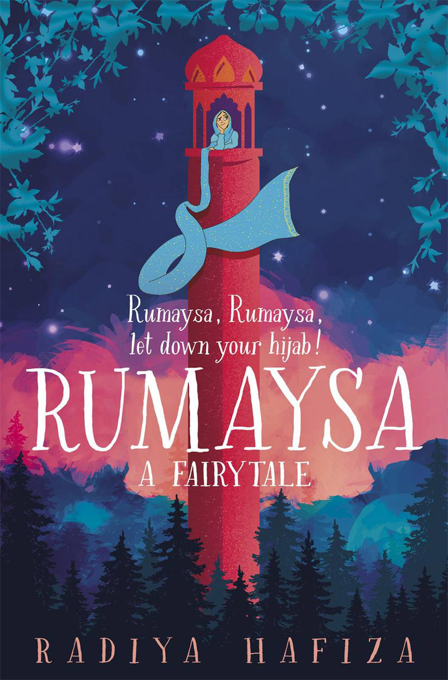 Rumaysa by Radiya Hafiza. Courtesy Macmillan Children's Books