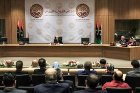 Libya parliament withdraws support for unity government