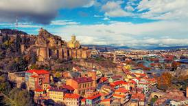 What it's like to travel to Tbilisi now: 'Georgian people have a strong spirit'