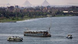 Egypt looks to the sea to meet its need for water