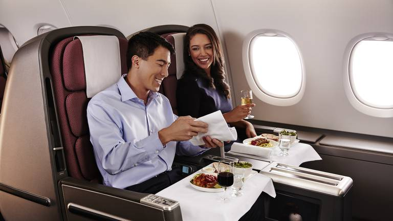 An image that illustrates this article Why and how airlines can cater to new business travellers