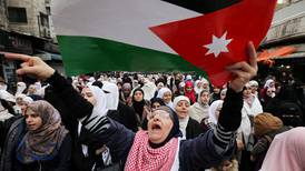 Jordanians take to streets over Israeli gas deal