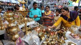 Hard-pressed traders forced to offer bigger discounts during Diwali season