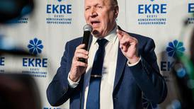 Far right set to enter government for first time in Estonia