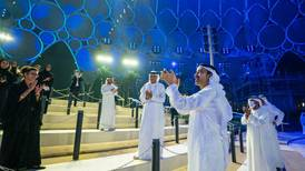 'Thank you, brother Abdullah,' says Sheikh Mohammed on Expo 2020 Dubai