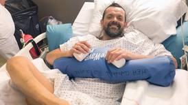 Icelandic man recovering well from world's first double shoulder and arm transplant