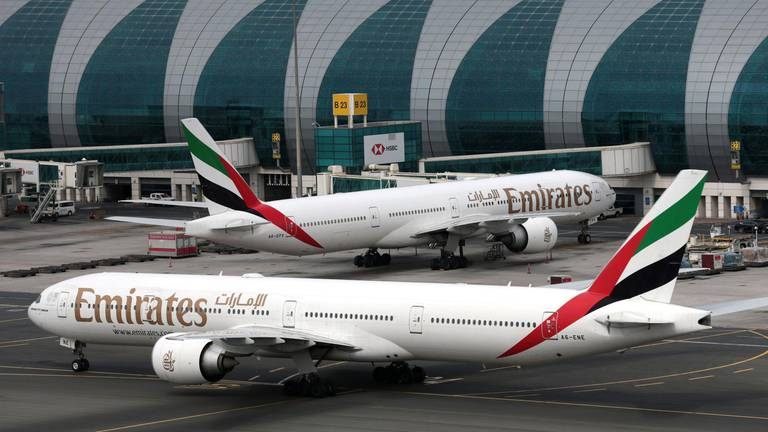 An image that illustrates this article Emirates airline to recruit 6,000 staff over next six months