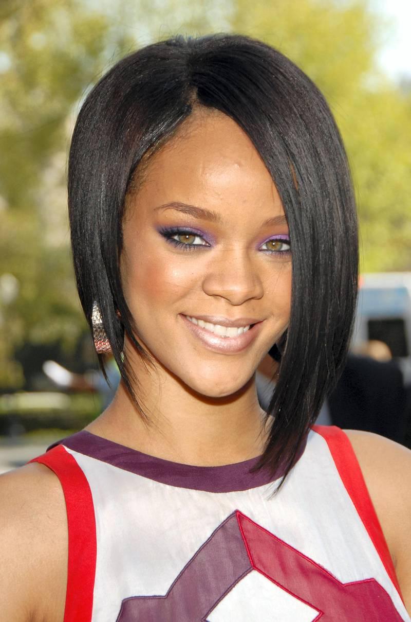 Rihanna (Photo by Kevin Mazur/WireImage)