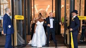 Inside the first wedding to take place in London's Selfridges