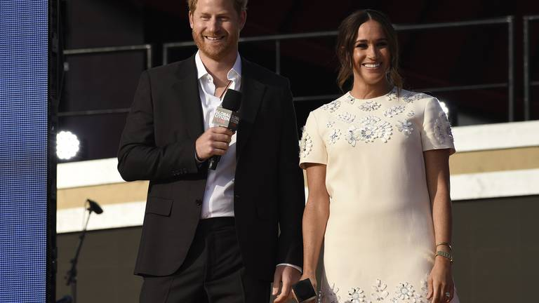 An image that illustrates this article Prince Harry and Meghan Markle join $1.3bn sustainable investing fund
