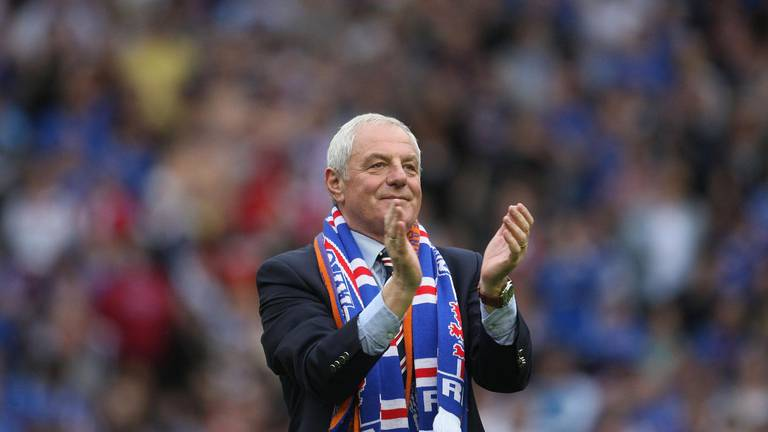 An image that illustrates this article Walter Smith: Former Rangers and Everton manager dies age 73
