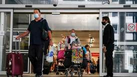 Gatwick demands tests are ditched for double-vaccinated passengers to ease queue crisis