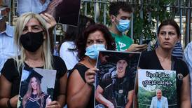 Hundreds protest after Beirut port blast probe is suspended for second time