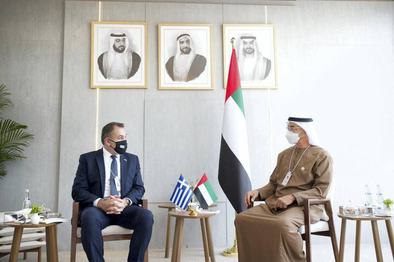 Sheikh Mohammed bin Zayed, It is a pleasure to announce the start of IDEX 2021. IDEX is an important defense platform shaping the global defense industry and also helping to forge new partnerships between countries. MBZ twitter