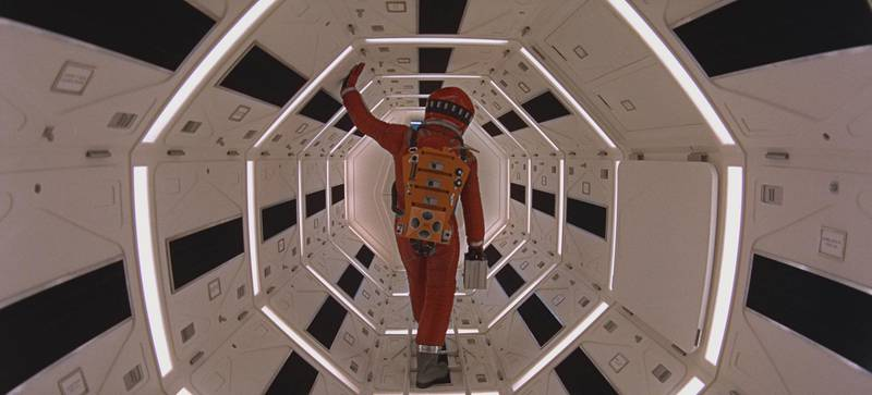 2001: A Space Odyssey. Courtesy Warner Bros. Pictures