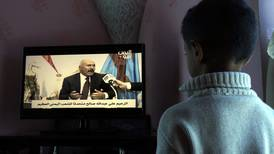 Cheers for ex-president Saleh, jeers for the Houthis who tore Yemen apart