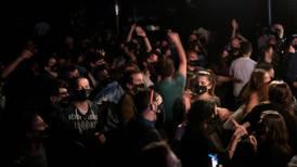 Barcelona hosts music concert for 500 to test same-day coronavirus screening