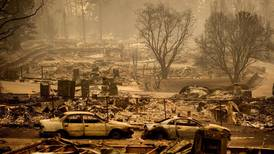 Hundreds still missing as northern California fire death toll hits 42