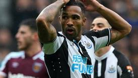Callum Wilson blow for Newcastle as daunting date with Cristiano Ronaldo looms